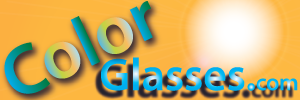 Color Glasses are a natural alternative color light therapy product.